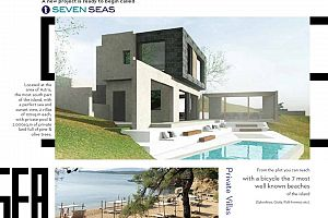 Luxury private house in Greece  Thassos.  Photo 2