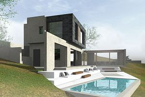 Luxury private house in Greece  Thassos.  Photo 9