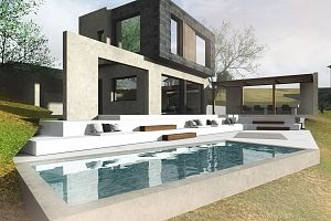 Luxury private house in Greece  Thassos.  Photo 12