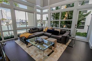 Townhouse For Sale in Miami Beach 3 Bedrooms 3.5 B.  Photo 1