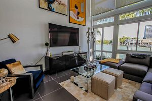 Townhouse For Sale in Miami Beach 3 Bedrooms 3.5 B.  Photo 3