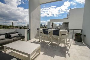 Townhouse For Sale in Miami Beach 3 Bedrooms 3.5 B.  Photo 14
