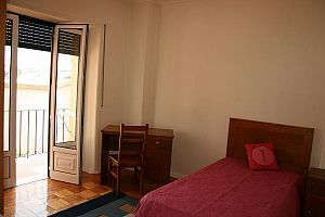 Bedrooms (students) Republic Square / Cells.  Photo 4