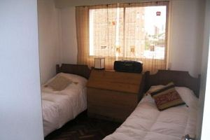 Category shared flat, full equipped, Montevideo.  Photo 3