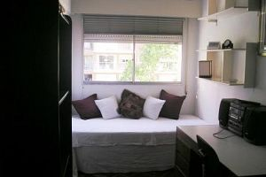 Category shared flat, full equipped, Montevideo.  Photo 4