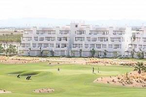 Appartement in frontline golf.  Foto 5