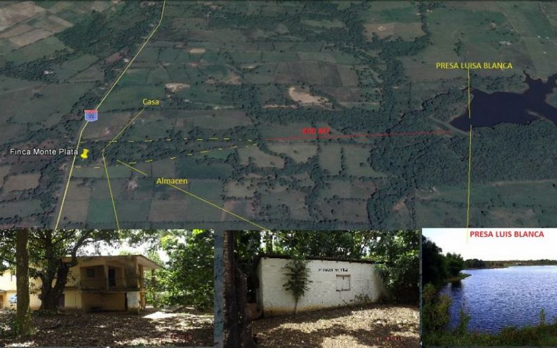 Land for sale in km 40. Photo 1