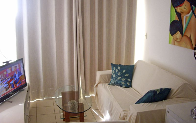 Beautiful one bedroom beach apartment, Natal. Photo 1