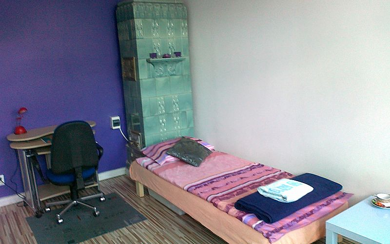 2 rooms for 4 person - near Old Town. Photo 1