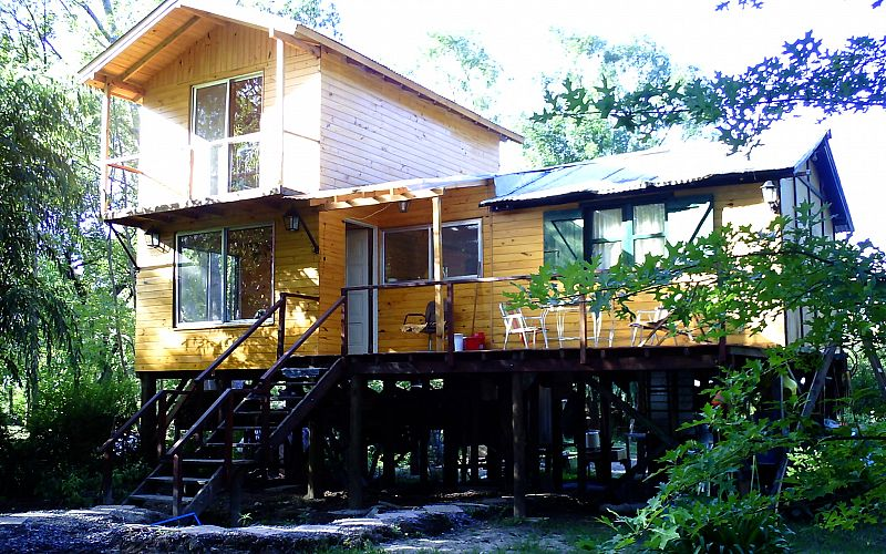 BEAUTIFUL COTTAGES in Isla Tigre. Photo 1
