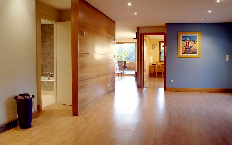 LUXURIOUS APARTMENT WITH GARDEN AND TERRACE - Guipuzcoa. Photo 1