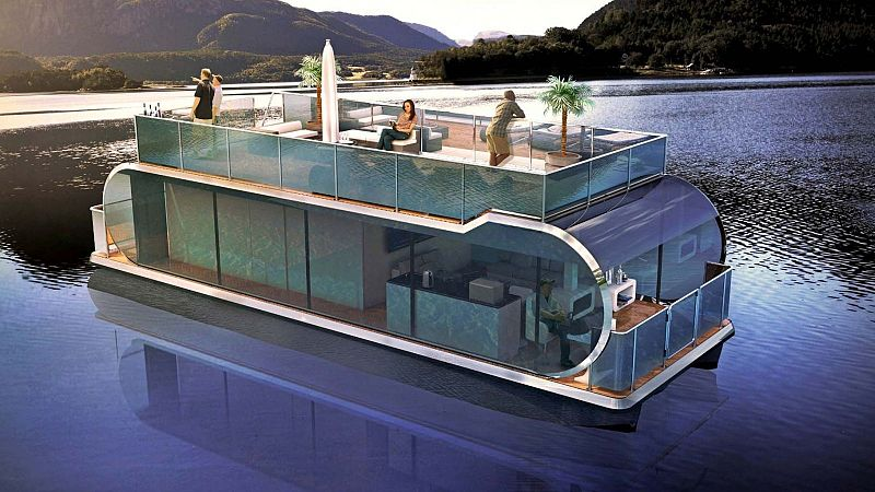 Luxury HouseBoat for sale on the Costa Blanca, Torrevieja
