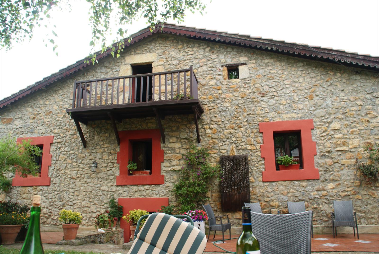 Romantica y rustica casa rural cerca del mar - Casa rustica cantabria ...