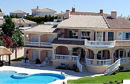 Case Di Lusso Villa Benalmadena Malaga Gabinohome