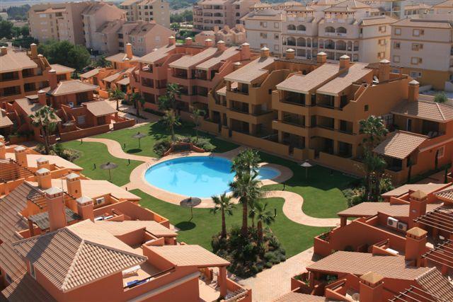 Недвижимость в испании б у