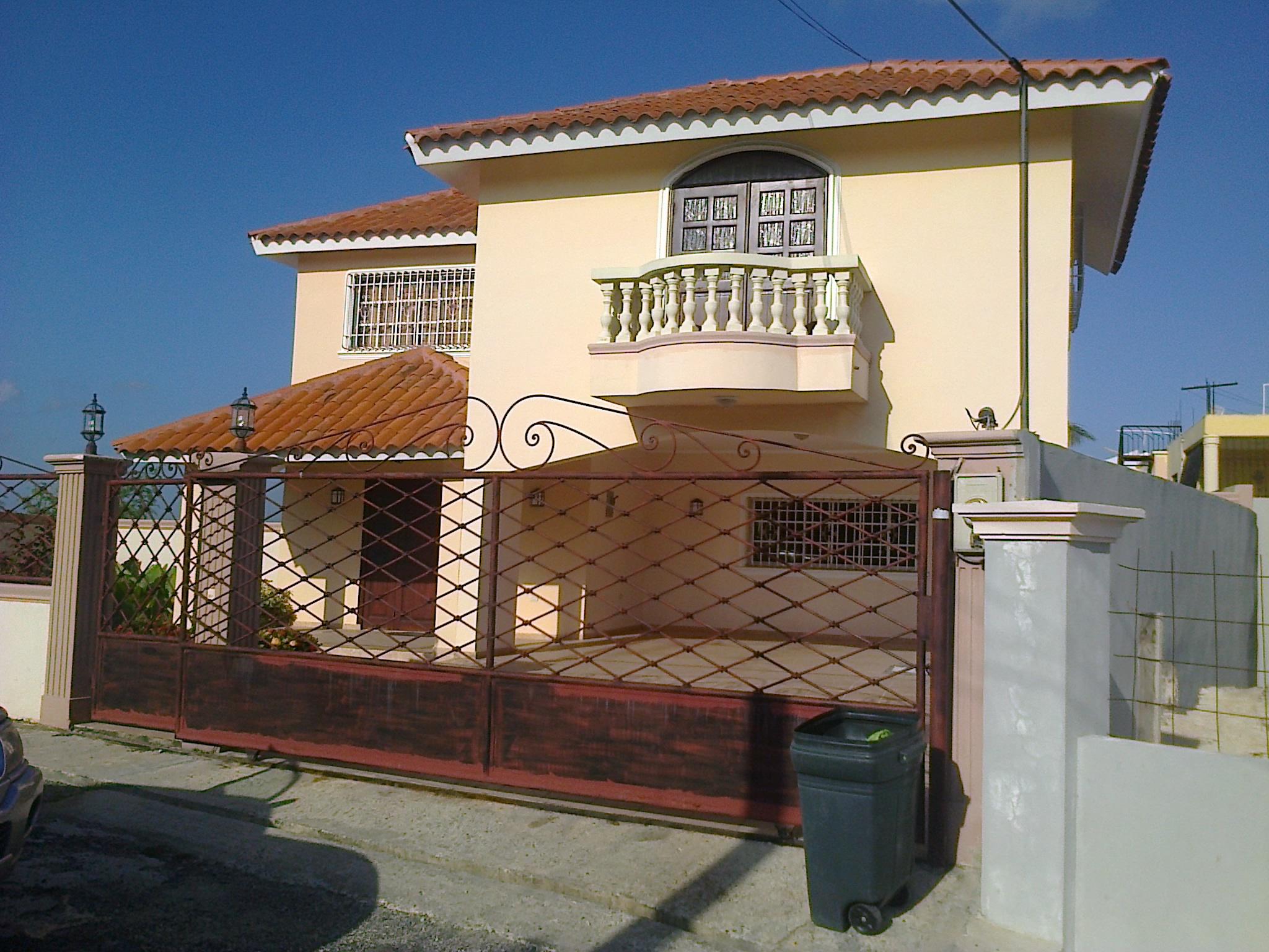 Geräumige und kühles Haus in Santo Domingo - Gabinohome