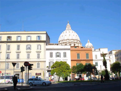 The cost of the hotel Corciano