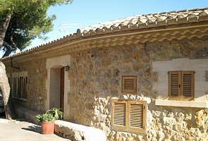 Casa rustica mallorquina mallorca - Casas rusticas mallorca ...