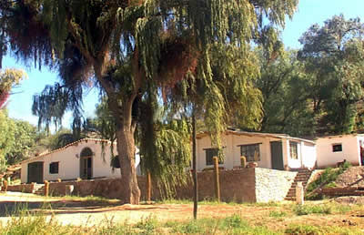 hostales rural: